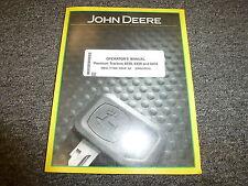 John Deere 6230 6330 & 6430 Premium Tractor Owner Operator Manual OMAL171426