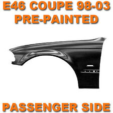BMW 3 SERIES E46 98-03 COUPE/CONVERTIBLE PRE PAINTED FRONT WING LEFT N/S NEW