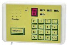 Transmetteur Telephonique Telealarme Autonome 4 numéros - Modèle Pro