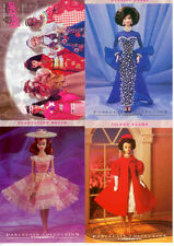 Base Card Set: The World Of Barbie Set (100) (Tempo)