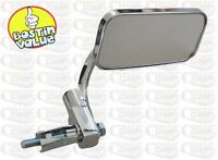 HANDLEBAR BAR END MIRROR TO SUIT CLASSIC/ VINTAGE MOTORCYCLES