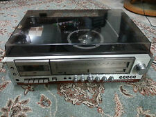 RARE Vintage SONY STEREO MUSIC SYSTEM HMK-339 Casette++Radio++turnable++SPEAKERS
