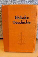 Frenkl, Friedrich Biblische Geschichte für Kinderunterricht und Familie NAK 1971