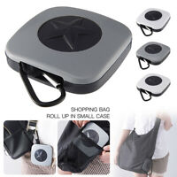 Shopping Bag Roll Up In Small Case Recycle Bag Environment-friendly Bag Eco