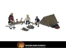Woodland Scenics A2199 Campers Figures N Gauge