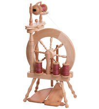 Ashford Traveller Spinning Wheel - Double Drive / Unfinished