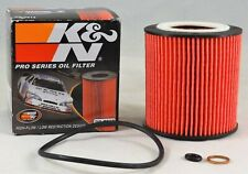 K&N PS-7014 Pro Series High Flow, Low Restriction Engine Oil Filter For BMW
