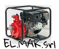 Motopompa Alta Prevalenza 14 HP Benzina Motore 4 Tempi Autoadescante LWP55