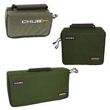 CHUB Accessory Box S M XL Angeltasche Zubehörtasche Objektiv Rollen Koffer Blei