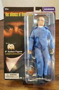 Mego Horror Hannibal Lecter Silence of the Lambs 8-Inch Action Figure NEW