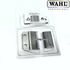 Blade set for professional hair clipper Wahl Magic Clip 02191-100 standart 0,8mm