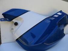 TANK  TRIM PANEL/FAIRING LEFT  BMW K1200S  K40  BLUE-WHITE   PART NO.46637677775