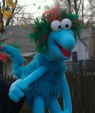Custom Made Professional Fraggle Inspired Puppet!!!