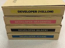 OEM Xerox Developer Kit CMYK Workcentre 7132 7232 7242 Expedited shipping