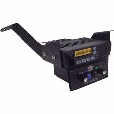 PCI Intercom and Radio Under Dash Mounting Bracket - POL RZR XP 1000 EPS 2015 -