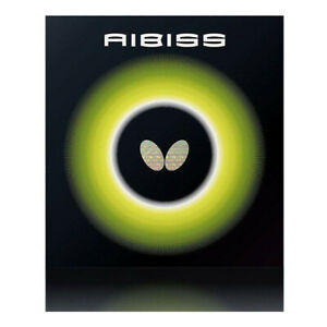 Butterfly Aibiss Table Tennis Rubber Black/Red