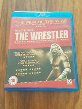 The Wrestler (Mickey Rourke) - Blu-Ray - Excellent Condition - Free Postage!