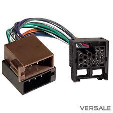Adapter Kabel für BMW Auto Radio DIN ISO 1er 3er 5er Z3 E30 E34 E36 E39 E46 X5