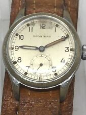 WWII Men's Military ATP Leonidas Manual Wind Watch