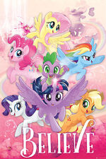 My Little Pony Movie (Believe) - Maxi Poster - 61cm x 91.5cm - PP34194  - 544