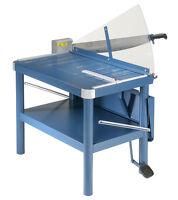 "Dahle 580 Workshop Guillotine Paper Cutter 32"""