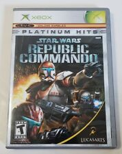Star Wars: Republic Commando - Xbox PH Video Game CIB Complete
