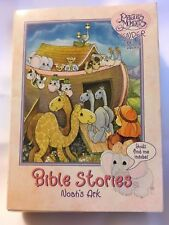 Precious Moments Bible Stories Noah'S Ark Elephant Tender Tails By Enesco