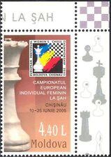 Moldova 2005 Women's Chess Championships/Board Games/Sports/Pieces 1v (n15180)