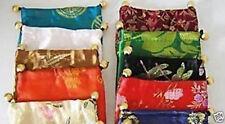 5pc China beautiful silk gift bag gift bag