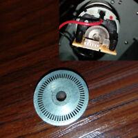 60 Slot Steering Wheel Optical Encoder for Logitech G25/old G27 Driving GT HOT