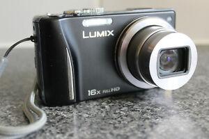 Panasonic LUMIX DMC-TZ20/DMC-ZS10 14.1MP Digital Camera - Black