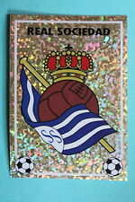 PANINI Liga 96/97 REAL SOCIEDAD BADGE MINT!!!