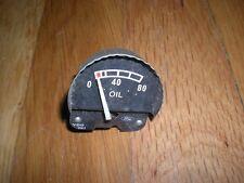 NOS 1972 MERCURY CAPRI 2.6L OIL PRESSURE GAUGE