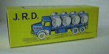 Repro box J.R.D. camion laitier 4 conteneursciternes