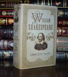 Complete Plays by William Shakespeare New Collectible Hardcover Gift