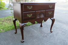 Ethan Allen Solid Wood Server Buffet Console Table 1591