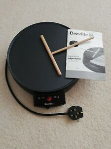 Brevill Traditional Crepe Maker