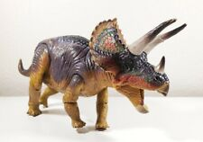 Dinosaur Toy Carnage Resaurus Triceratops Figure Rare Collectible HTF