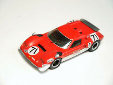 Lotus Europa Racing Car gold leaf 71, a mano Handmade Provence Moulage 1:43!