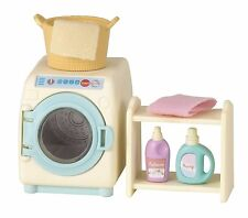 Epoch Sylvanian Families furniture Washing machines set Doll Accessory F/S Japan