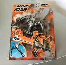 1999VINTAGE  HASBRO# ACTION MAN KIT RAPID EXTREME  #MOSC