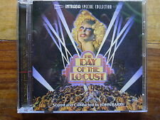 "JOHN BARRY ""THE DAY OF THE LOCUST"" limited Ed.2000 Copys SOLD OUT Intrada CD"