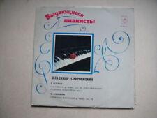 V Sofronitsky Mendelssohn Beethoven: Sonata No.15 LP
