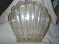 Vintage Traum Thread Spool Box Clam Shell Shape 28 Spooler No. 80