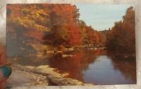 Greetings from Gloversville, NY scenic Vintage postcard