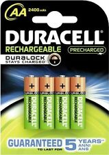 Duracell Recharge Ultra AA 4st.