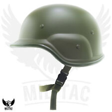 M88 Army Helmet / Paintball Airsoft Helmet / Tactical Military Green Helmet