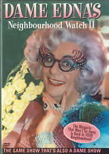 Dame Edna's Neighbourhood Watch DVD Complete Series Two (New / Sealed)