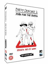 Dirty Sanchez 2 Jobs For The Boyos - The Lighter Side [DVD]