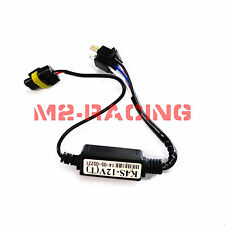 (1) Easy Relay Harness For H4 9003 Hi/Lo Bi-Xenon HID Bulbs Wiring Controller